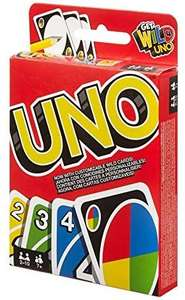 Jeu de Cartes Uno (Via coupon)