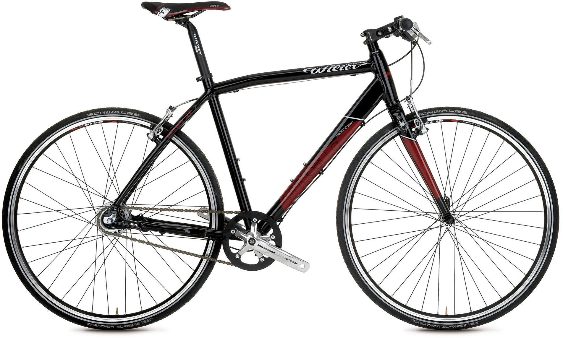 Vélo de route (ville) Wilier Cittadella 2012 taille S