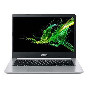 """PC Ultra-Portable 14"""" Acer Aspire 5 A514-53-72BS - i7-1065G7, 8 Go RAM, 512 Go SSD, Gris"""