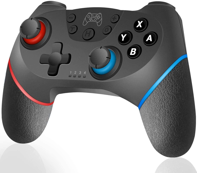 Manette sans fil compatible Nintendo Switch - Bluetooth