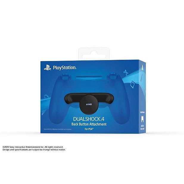 Fixation dorsale de commandes pour manette DualShock 4 (PS4)