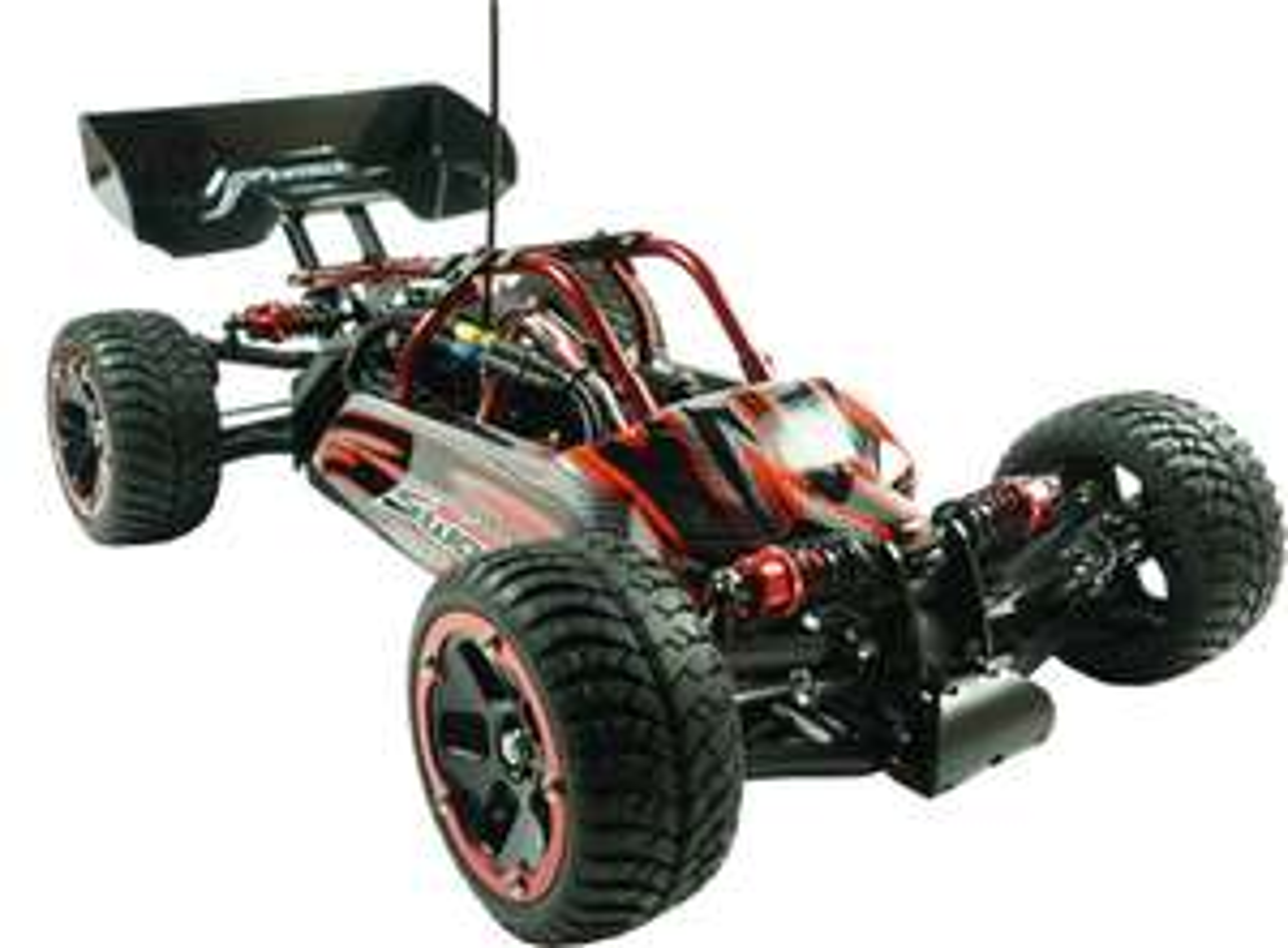 Voiture RC Buggy 4x4 Sworkz Fox 44 Brushless 1/10 ARTR (lindinger.at)