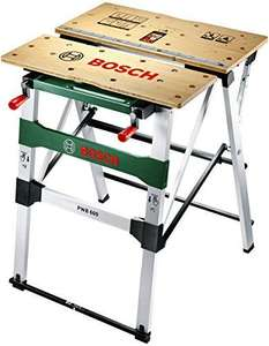 "Table de travail ""Universal"" Bosch PWB600 pliable"