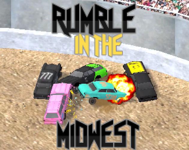Jeu Rumble in the Midwest gratuit sur PC & Mac (Dématérialisé - DRM-Free)