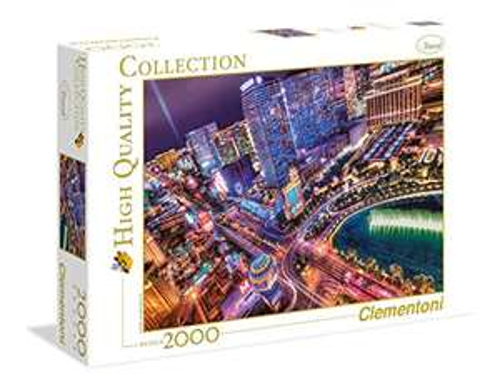 Puzzle Las Vegas 2000 Pièces