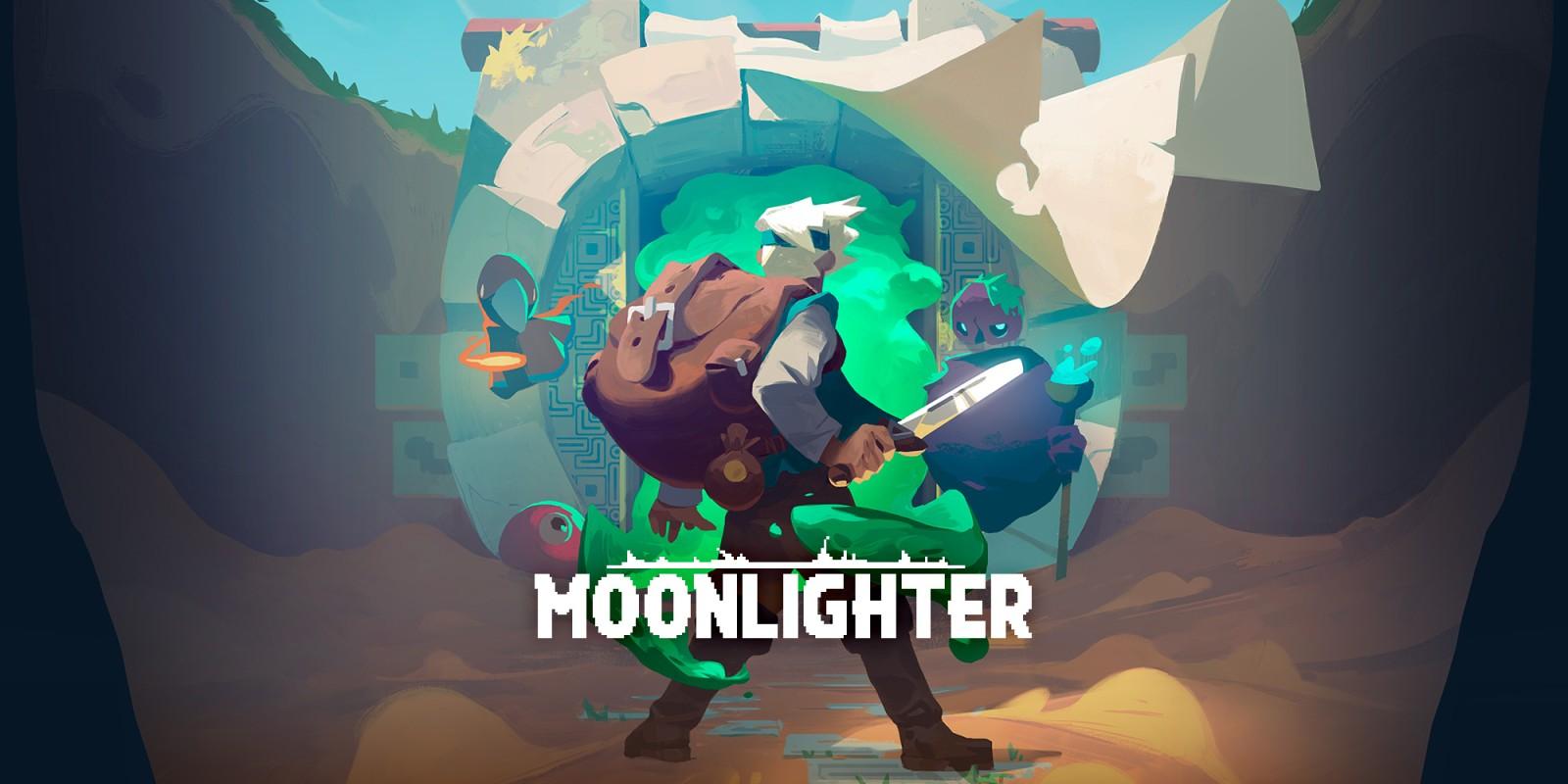 Jeu Moonlighter sur Nintendo Switch (Dématérialisé)