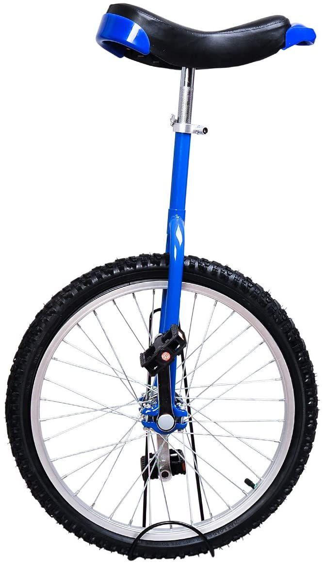 Monocycle Soozier - charge max. 85Kg & hauteur réglable (vendeur tiers)