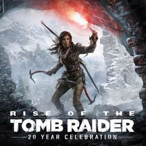 Rise of the Tomb Raider: 20 Year Celebration sur PC (Dématérialisé - Steam)