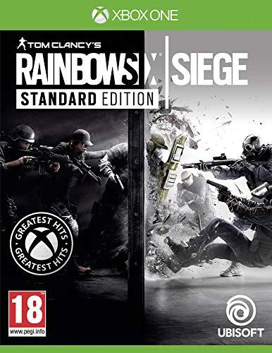 Jeu Tom Clancy's Rainbow Six Siege sur Xbox One
