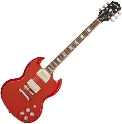 Guitare électronique Epiphone SG Muse Scarlet Red Metallic