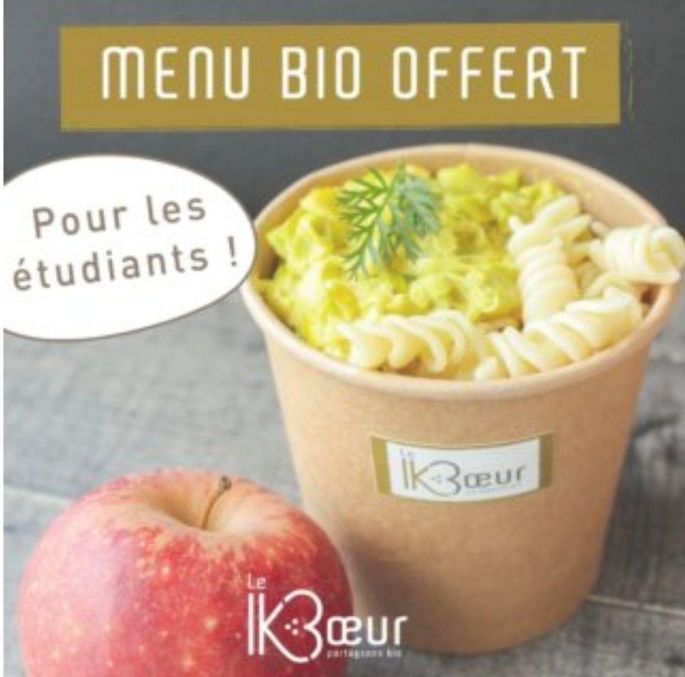 [Etudiants] Pastabox + Fruit Bio Gratuit - Quimper (29)