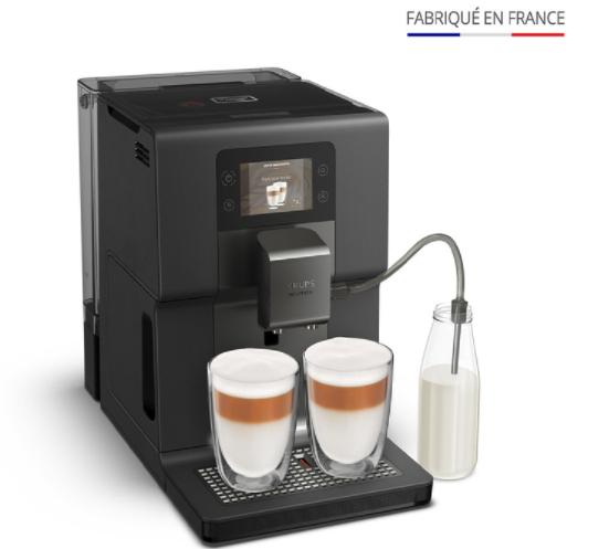 40€ à 150€ remboursés sur une sélection de machines à café - Ex : Expresso broyeur Krups Intuition Preference (Via ODR 150€)