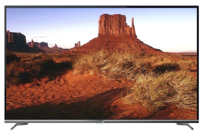 """TV 50""""  JVC LT-50HW77U - LED, 4K"""
