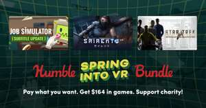 Humble Spring Into VR Bundle : Detached à partir de 1€ sur PC (Dématérialisé - Steam)