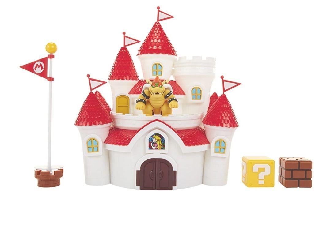 World of Nintendo 58541 - Super Mario Château Princesse Peach