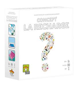 Extension de 110 cartes Concept : La recharge (via Coupon)