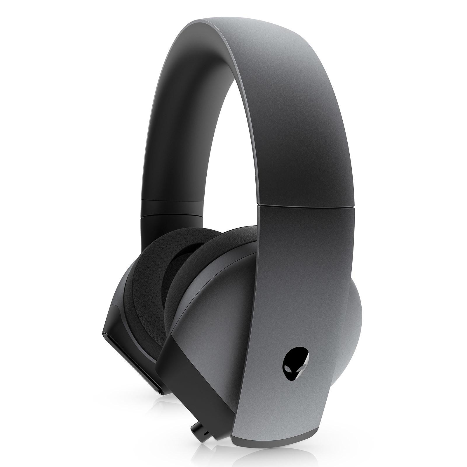 Sélection de Casques gaming Dell Alienware en promotion - Ex : Casque 7.1 AW510H (Noir ou Blanc)