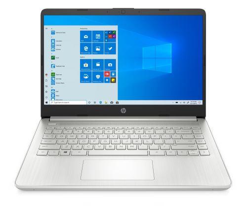 "PC Portable 14"" HP 14s-fq0059nf - Ryzen 7 4700U, 16 Go RAM, 512 Go SSD, Windows 10, Argent"