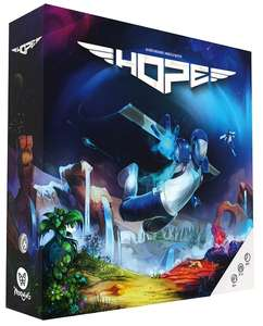 Jusqu'à -70% sur une sélection de jeux de plateau - Ex. HOPE