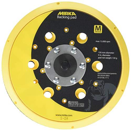Disque Abranet Mirka - 5/16-inch-grip, Taille M, 48 L 150 mm
