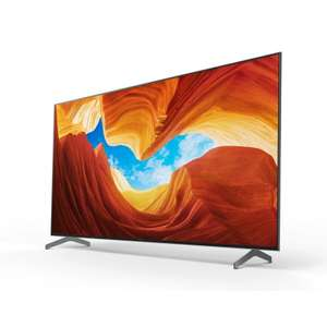 """TV 75"""" Sony KD-75XH9096 - Full LED, 4K UHD, 100 Hz, HDR 10, Dolby Vision, Android TV, HDMI 2.1"""