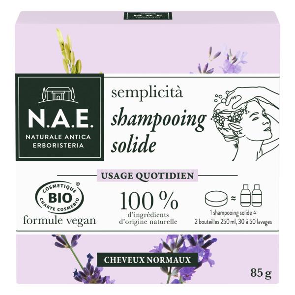 Sélection de produits Bio N.A.E. - Ex : Shampoing Sec N.A.E Bio - 85g