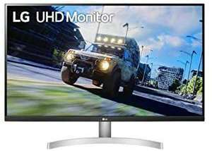 "Ecran PC 32"" LG Ultrafine 32UN500 - 4K UHD, Dalle VA, 60 Hz, 4 ms, FreeSync"