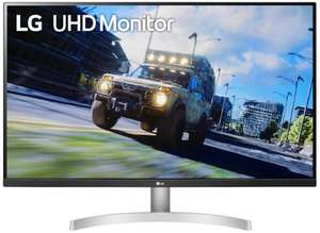 "Écran PC 31.5"" LG Ultrafine 32UN500 - 4K UHD, LED VA, HDR10, 60 Hz, 4 ms, FreeSync"