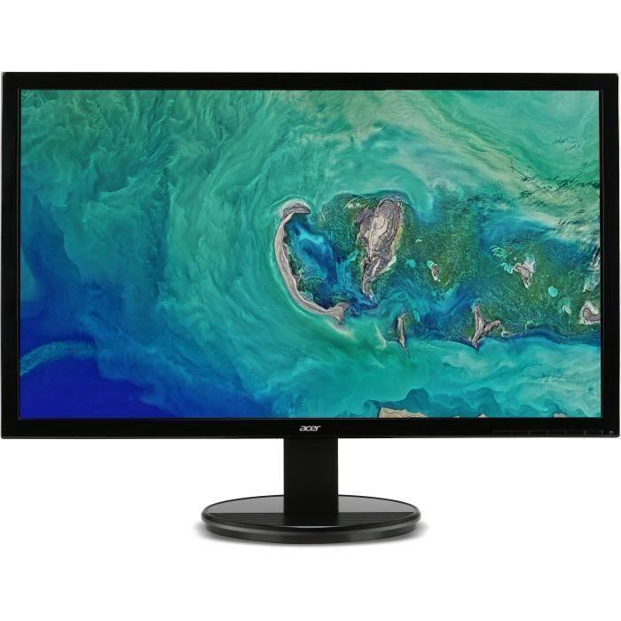"Ecran PC 21.5"" Acer K222HQLbd - Full HD, Dalle TN, 5 ms"