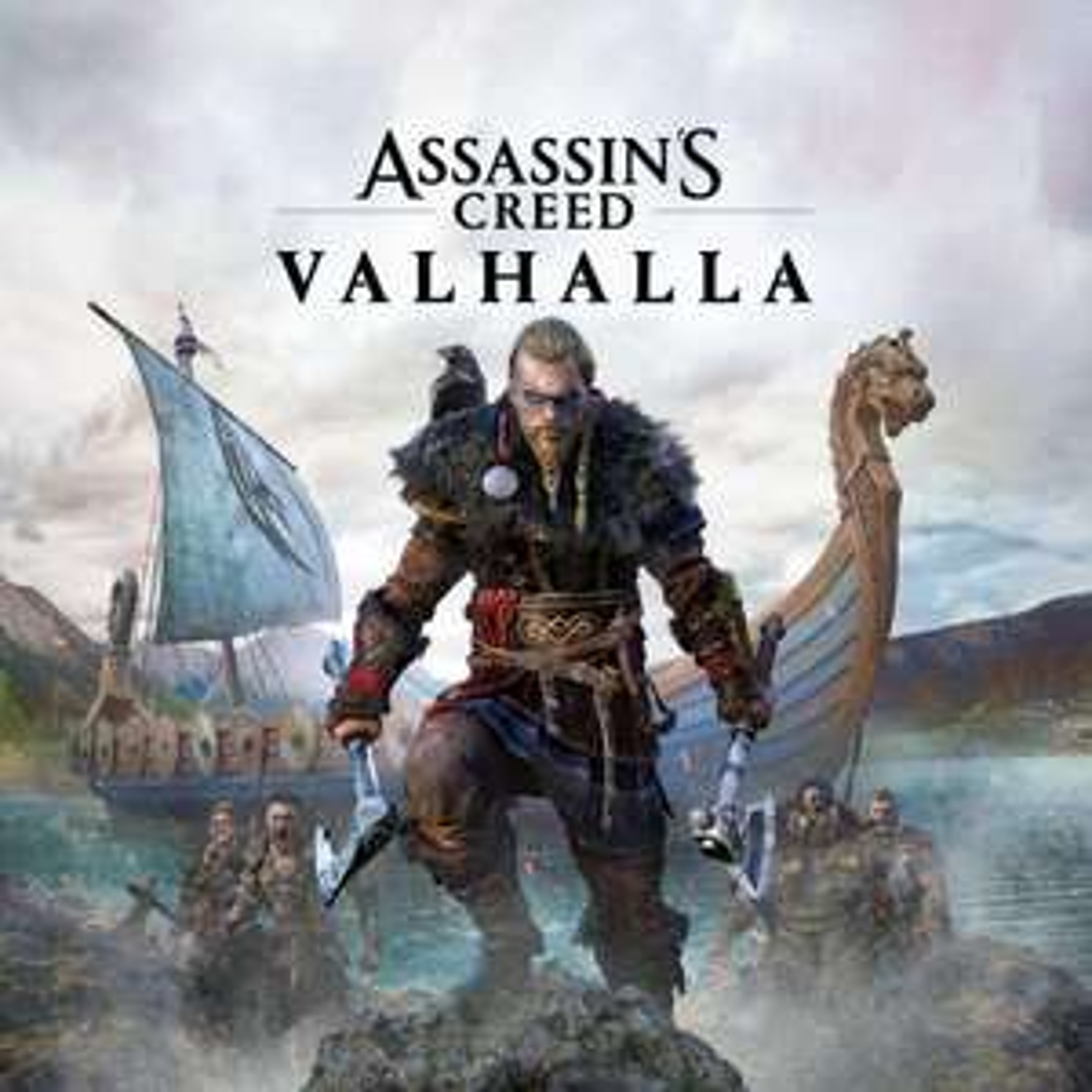 Assassin's Creed Valhalla sur PS4 & PS5 (Dématérialisé)