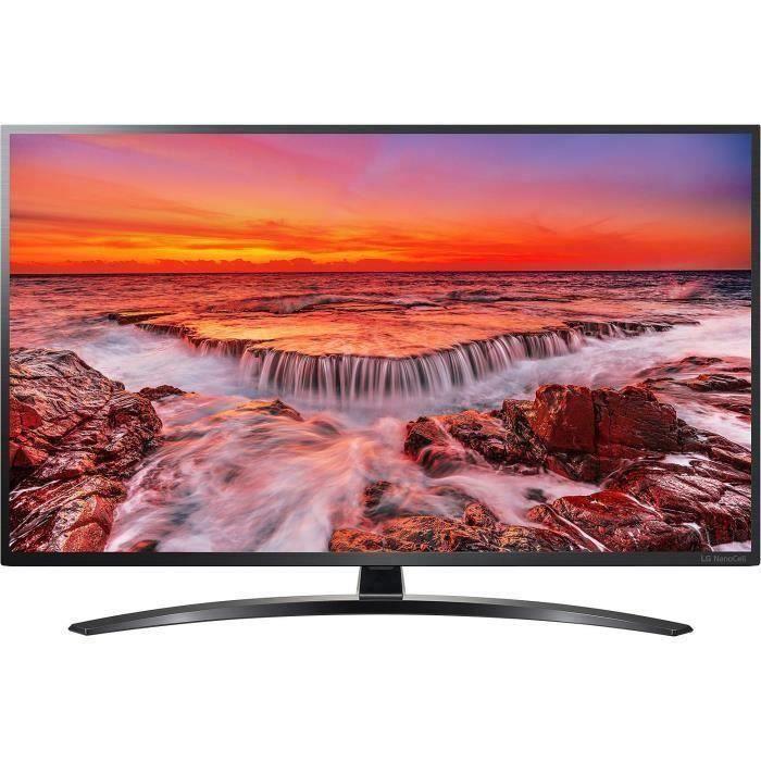 """TV 55"""" LG 55NANO796 - 4K UHD, HDR10, Smart TV"""