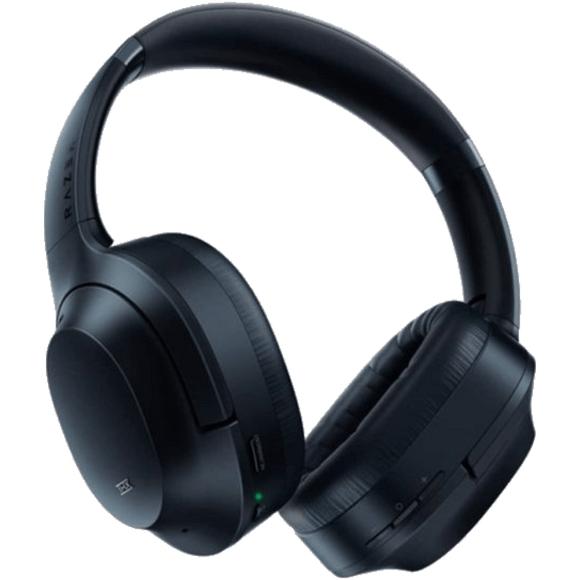 Casque audio sans-fil Razer Opus avec ANC certifié THX + Sous-verre Team Razer V2 Silicone Coaster
