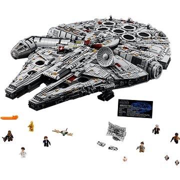 Jeu de construction Lego Star Wars 75192 - Millennium Falcon