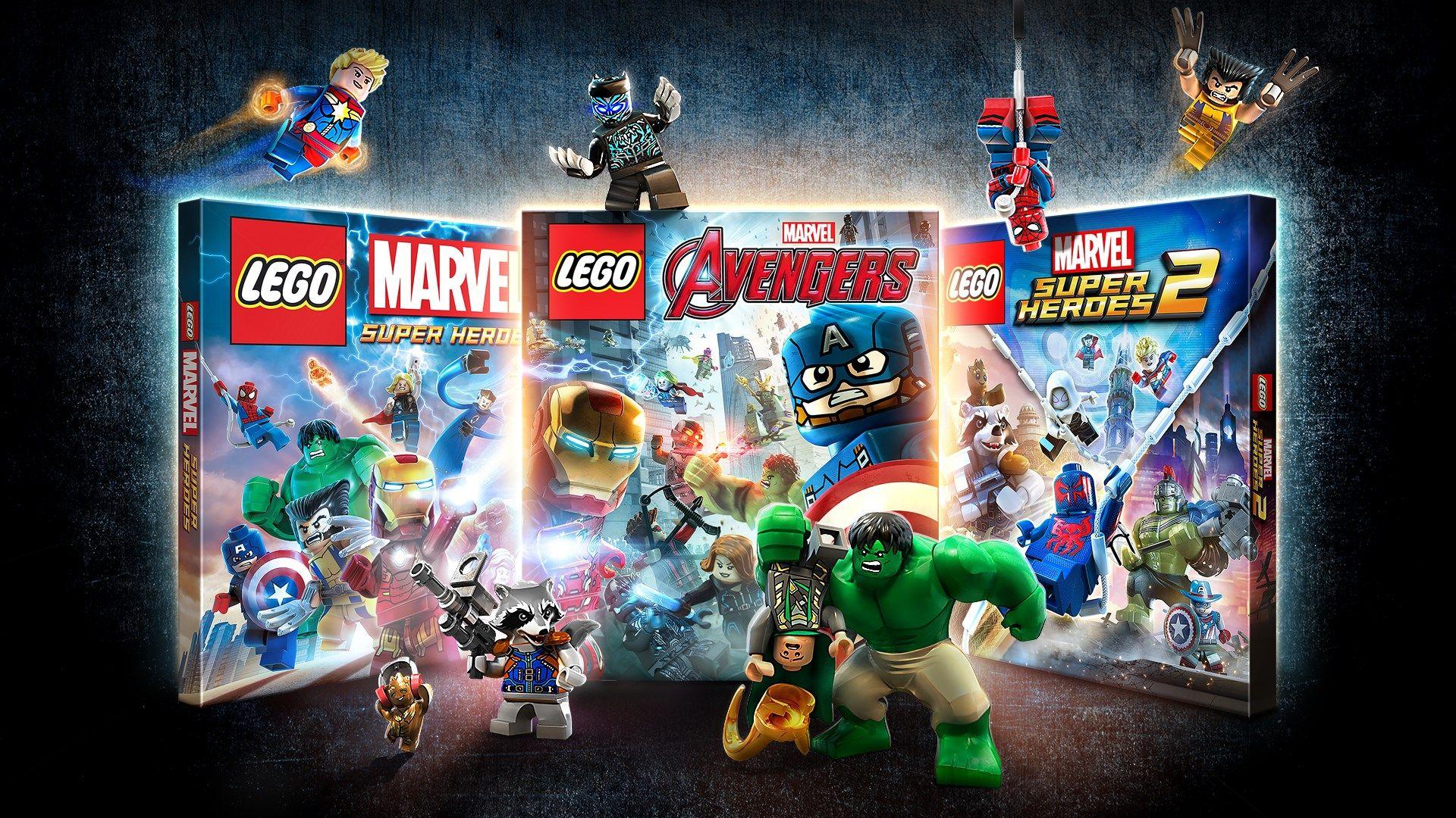 Lego Marvel Collection sur Xbox (Dématérialisé - Store BR)