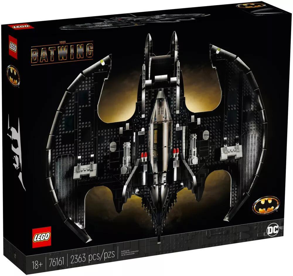 Jouet Lego DC Comics Batman - Batwing 1989 (76161)