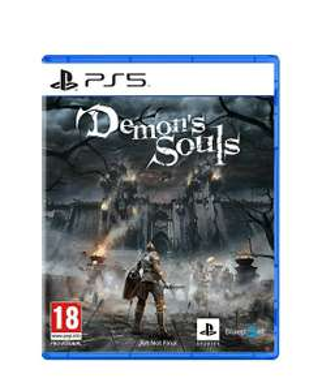 Demon's soul sur PS5