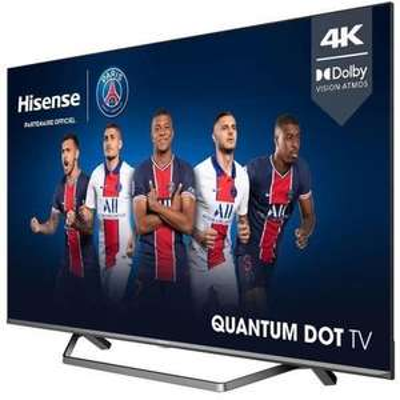 "TV 55"" HISENSE 55U7QF - QLED, 4K UHD, HDR10+, Dolby Vision, Smart TV (via ODR 50€)"