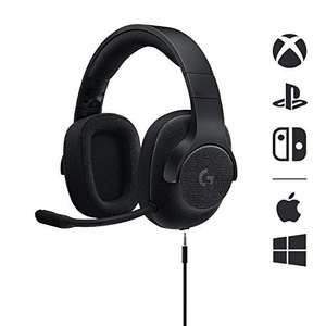 Casque-micro Gaming Filaire Logitech G433 - Son surround 7.1, Noir