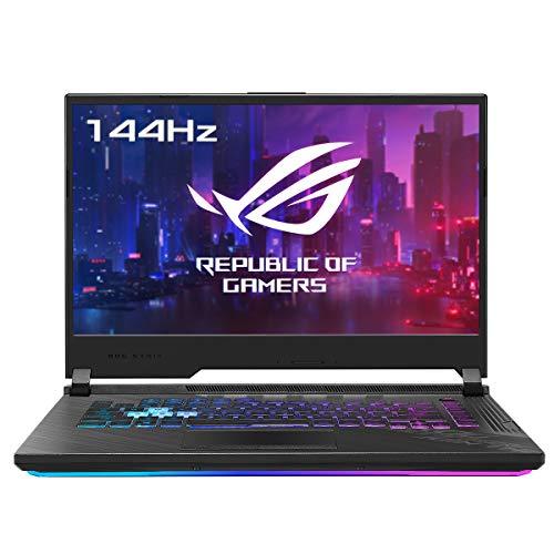 "PC Portable 17.3"" Asus ROG Strix G17 G712LW-EV023 - i7-10750H, 16 Go RAM, 1 To SSD, RTX 2070 8 Go (Clavier QWERTY ES)"