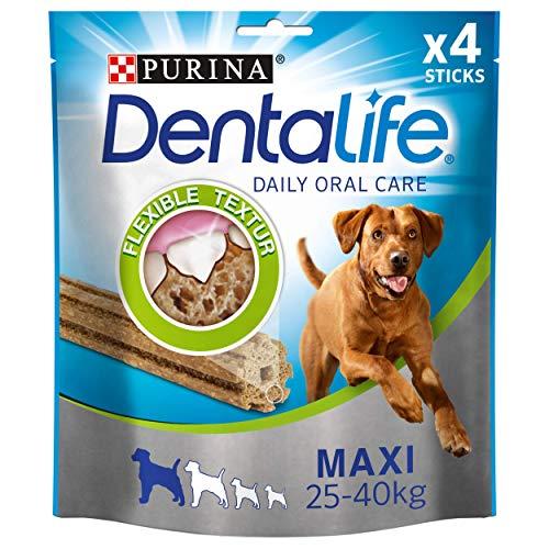 Lot de 5 boîtes de friandises pour chien Purina Dentalife - 5 x 142 g (vendeur tiers)