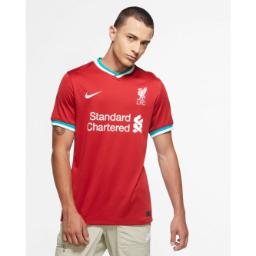 Maillot Nike Domicile FC Liverpool 2020-2021 (store.liverpoolfc.com)