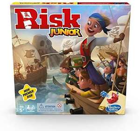 Jeu de société Hasbro - Risk Junior (via coupon)