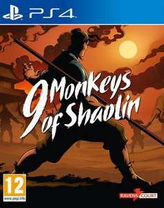 9 Monkeys of Shaolin sur PS4
