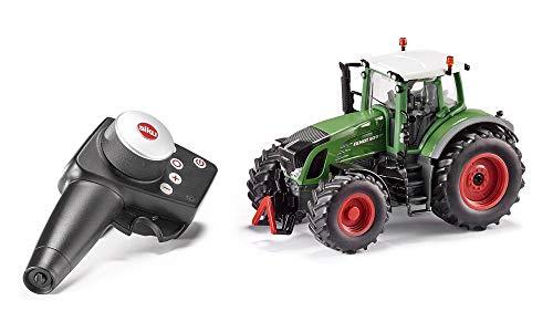Tracteur télécommandé Fendt 939 - 1:32, Métal/Plastique, Vert, Compatible avec accessoires