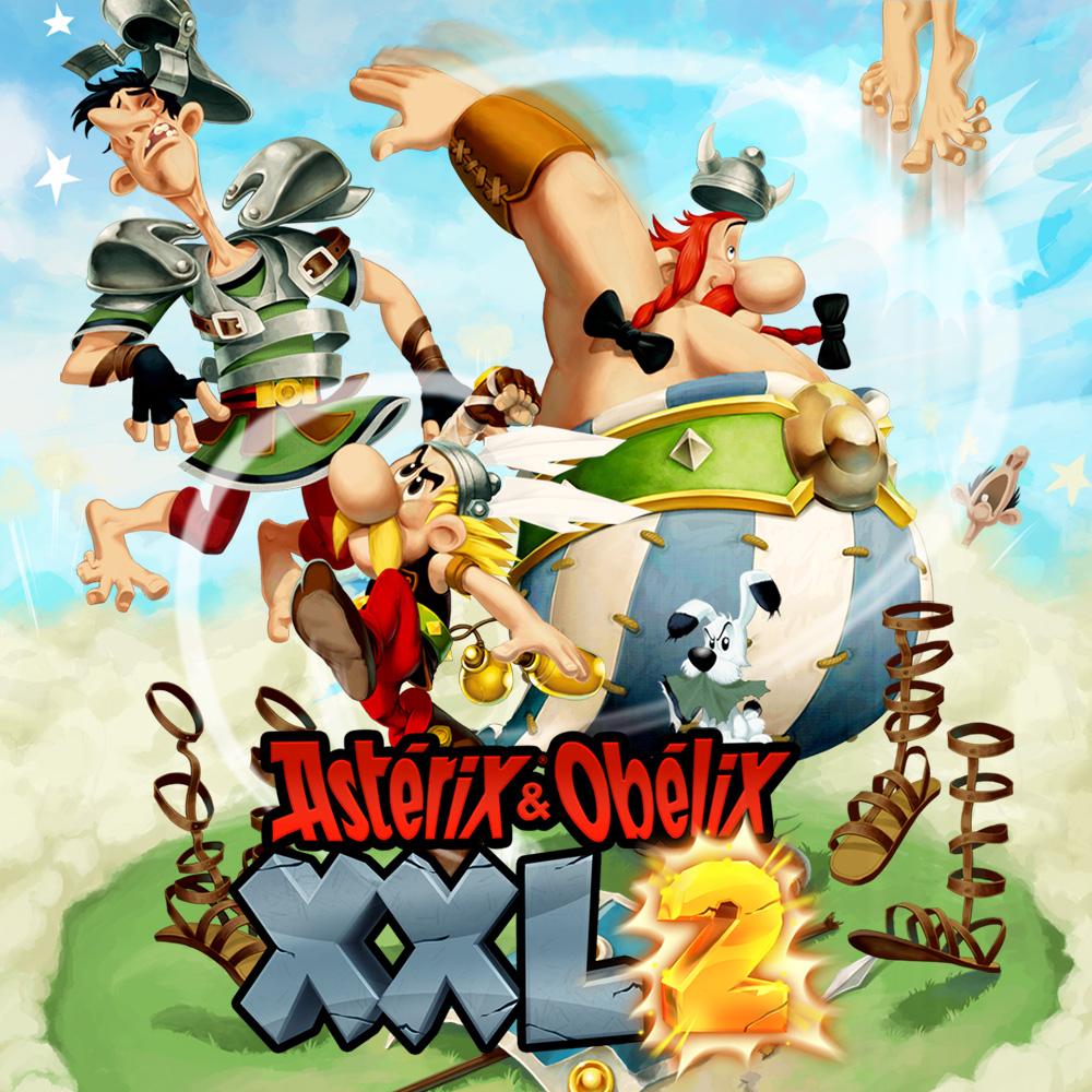 Asterix & Obelix XXL 2 sur Nintendo Switch (Dématérialisé)
