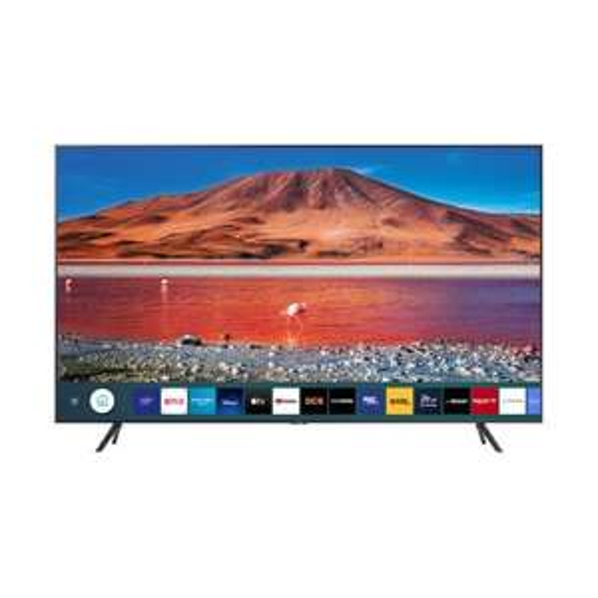 "TV 75"" Samsung 75TU7125 - 4K UHD, Smart TV, PQI 2000"