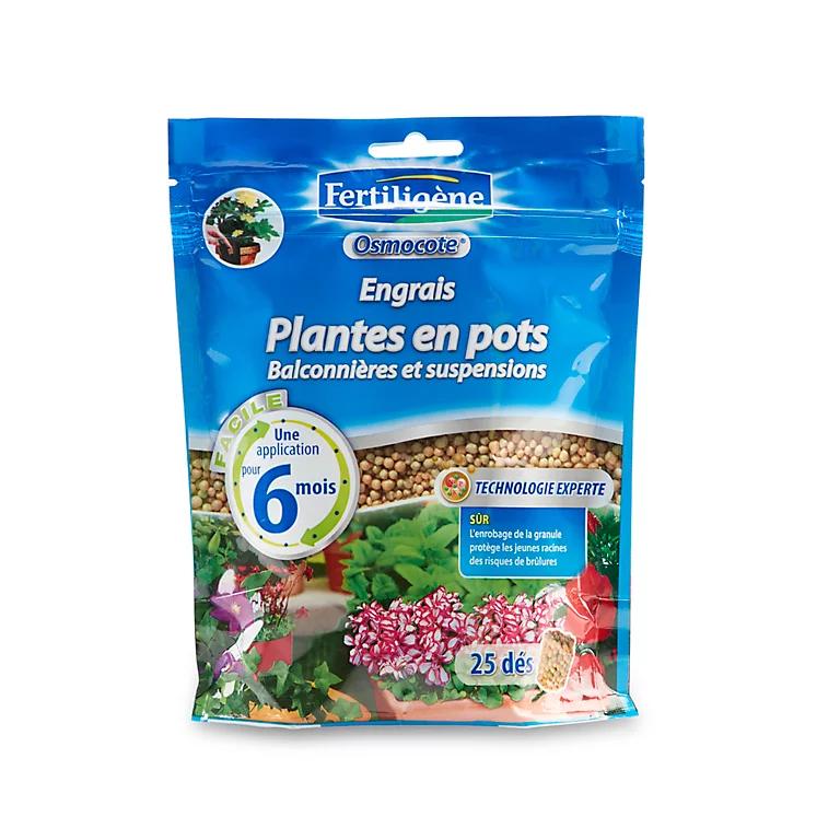 Engrais pour plantes en pots Osmocote - 230g