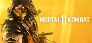 Jeu Mortal Kombat 11 sur PlayStation 4 (dématérialisé)