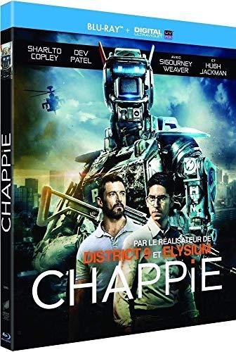 Blu-Ray + Copie Digitale Chappie (Vendeur tiers)