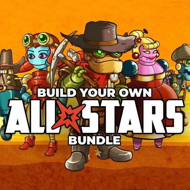 All Stars Bundle: 1 Jeu PC parmi une sélection dont Homeworld Remastered Collection, Syberia 3 Deluxe, Beholder 2... (Dématérialisé - Steam)